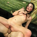 Submissive Slut Lyla Kennedy Does First Time Extreme Gagging