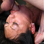 Asian Milf Tia Ling Gets Her Throat Fucked Balls Deep