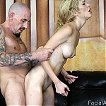 Tiffany Fox Gets Throat Fucked At Facial Abuse