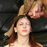 Indigo Augustine Gets Throat Fucked At Facial Abuse
