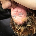 Throat Fuck Whore Jane Dillinger Gets Face Fucked and Ass Ripped