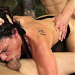 Relentless Skull Fucking and Ass Drilling For Mature Slut Molly Madison