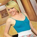 Blonde Teen Emo Caroline Cross Gets Ruthlessly Throat Fucked