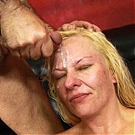 Throat Fuck Puke For Blonde Amateur Whore Kylie Smith