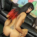 Sexy Black Texan Slut Zanica Is Face Fucked and Ass Penetrated