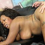 Messy Interracial Deepthroat Puke With Busty Ebony Jayden Starr