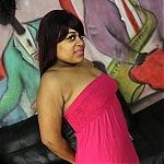 Interracial Face Fuck With Big Butt Slut Juicy Jade