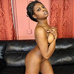 Ebony Slut Blaq Rose Deep Throat Fucked By White Cock