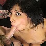 Jasmine Gomez Does Extreme Throat Fuck Puke Porn