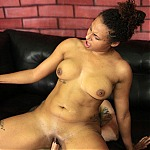 Busty Latina Lola Lozado In Hardcore Deepthroat Threesome