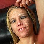 Mature Blonde Whore Skylar Rae Crys In Brutal Throat Fuck