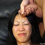 Asian Milf Tia Ling Gets Her Throat Fucked Balls Deep