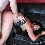 Amateur Slut Amber Sky Gets Her Throat Fucked Deep