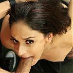 Latina Pornstar Sheena Ryder Face Fucked and Double Penetrated