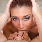 Hot Pornstar Misha Brookes Gives Amazing Deepthroat In Hot Throatjob Video
