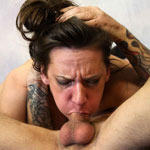 Alora Jaymes Is Brutally Throat Fucked & Anally Penetrated
