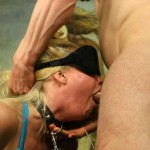 Mindy Deep Back For More Extreme Cock Swallowing
